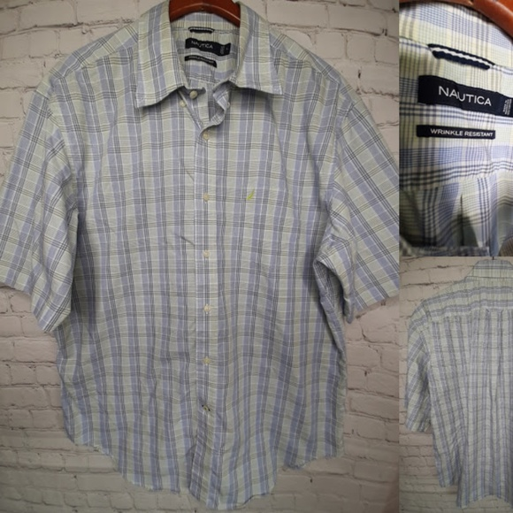 Nautica Other - Nautica men's button down shirt size XL